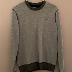 Hurley and Nike dry fit crew neck